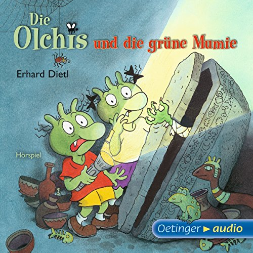 Die Olchis und die grüne Mumie                   By:                                                                                                                                 Erhard Dietl                               Narrated by:                                                                                                                                 Rainer Schmitt,                                                                                        Eva Michaelis,                                                                                        Robert Missler                      Length: 2 hrs and 19 mins     Not rated yet     Overall 0.0