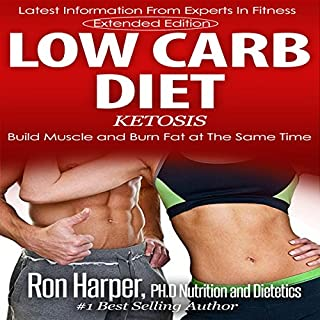 Low Carb Diet: Ketosis audiobook cover art