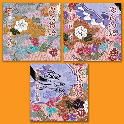 『源氏物語 瀬戸内寂聴 訳 3本セット(二十七)』のカバーアート