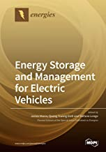 Energy Storage and Management for Electric Vehicles