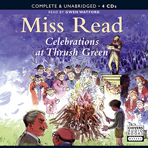 Celebrations at Thrush Green audiobook cover art