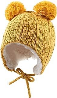 winter baby bonnet pattern
