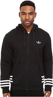 adidas Originals Men's Originals Street Graphic Full-Zip Hoodie
