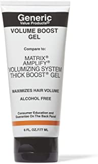 Generic Value Products Volume Boost Gel Compare to Matrix Amplify Thick Boost Gel