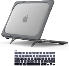 May Chen for MacBook Pro 13 inch Case A2338 M1/A2289/A2251 2020 Release,Heavy Duty Slim Hard Shell Dual Layer Protective C...