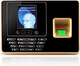 Biometric Fingerprint Time Clock, Face Recognition Attendance Machine TFT LCD Display USB Fingerprint Attendance System Ti...