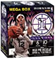 2020 Panini Illusions NBA Basketball MEGA box - 60 Total Cards