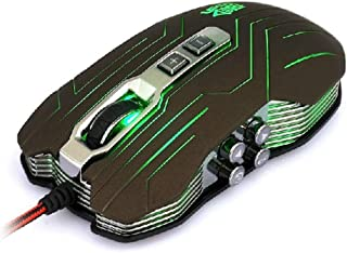 Change 9D Sword Master X9 2400DPI Optical wired Gaming Game mouse for DotA FPS