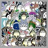 WWLL52 Cartoon Cute Dragon cat Sticker Suitcase Tablet Scooter car Waterproof Decorative Sticker
