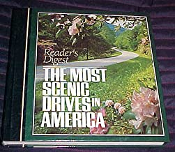 Reader's Digest The Most Scenic Drives in America Hardback 1997
