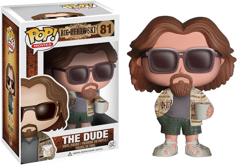 Funko - Figurine The Big Lebowski - The Dude Pop 10cm - 0830395033877