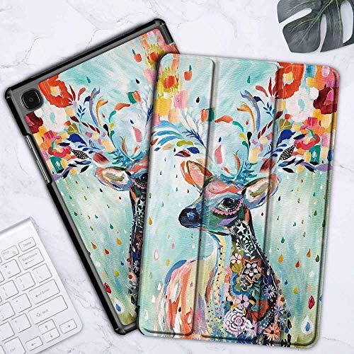 YYLKKB Funda para Tableta Samsung Galaxy Tab A 10.1 2019 / Tab A 8 2019 / Tab A6 10.1 2016 / Tab A7 10.4 2020 Funda magnética para Tableta con Soporte-CH-CL_Tab A7 10.4 2020