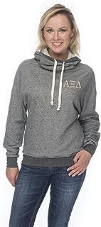 Alpha Xi Delta Cowl Neck Sweatshirt