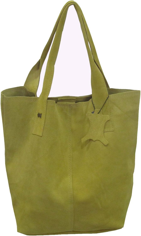 La Auténtica BAG1 Tasche, gehämmertes Sägemesser, Gelb B072JYM9W9    Eigenschaften e01115