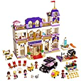LEGO Friends 41101 Heartlake Grand Hotel Building Kit by LEGO