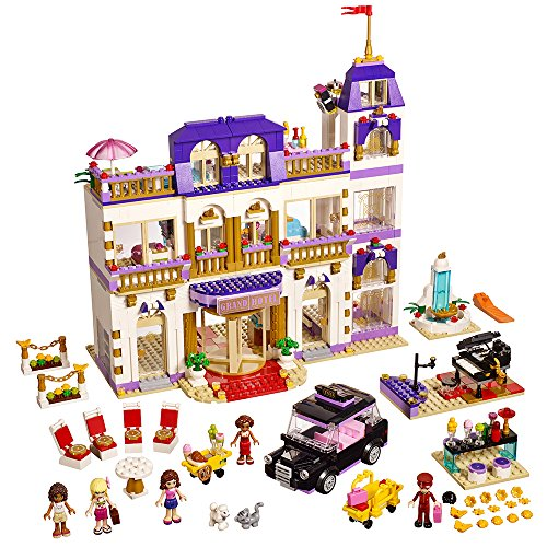 Best lego friends hotel