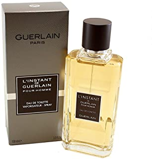 L'Instant by Guerlain for Men - Eau De Toilette, 100 ml