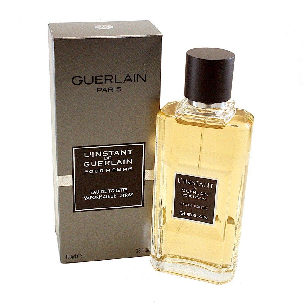 Guerlain L'instant Pour Homme Eau 3.3 5% OFF Challenge the lowest price de Toilette Ounce Spray