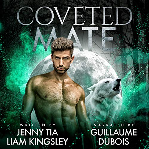 Coveted Mate audiobook cover art