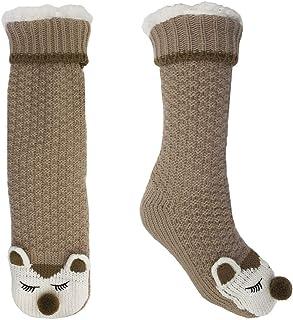 Style It Up, Calcetines largos para mujer, cálidos, cálidos, para invierno, Navidad, para mujer