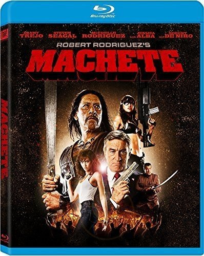 Machete [Blu-ray]