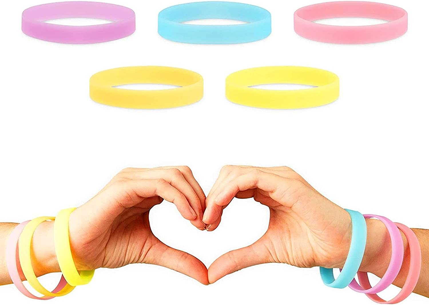 Blue Panda Jelly Silicone Bracelets Challenge the lowest price Fav unisex for Birthday Party Kids