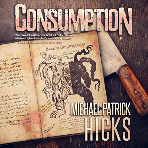 Consumption cover art