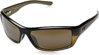 gafas de sol | BARRIER REEF H792-16B | Montura marrón con dorado. Lentes polarizadas HCL® Bronze