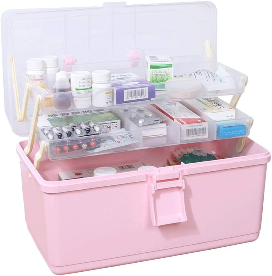 Pill Box PP 34 19 Household 22.5cm Medicine [Alternative dealer] Sto Trust