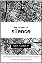 The Thunder of Silence by Joel S. Goldsmith(June 11, 1993) Paperback