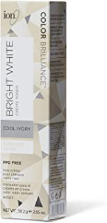 ion bright white cool ivory