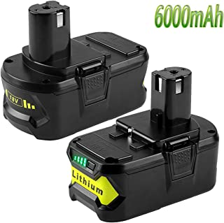 Best snap on 18v lithium battery replacement Reviews