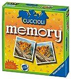 Ravensburger 21188 Memory Versione Cuccioli, Gioco Memory, 72 Tessere, età Consigliata 4+...