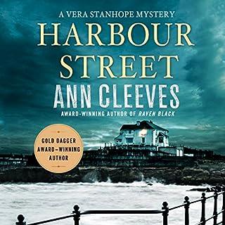 Harbour Street audiobook cover art