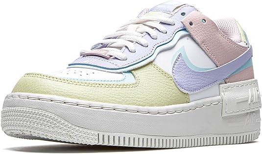Amazon.com   Nike Womens WMNS Air Force 1 Shadow Pastel Ci0919 106 ...