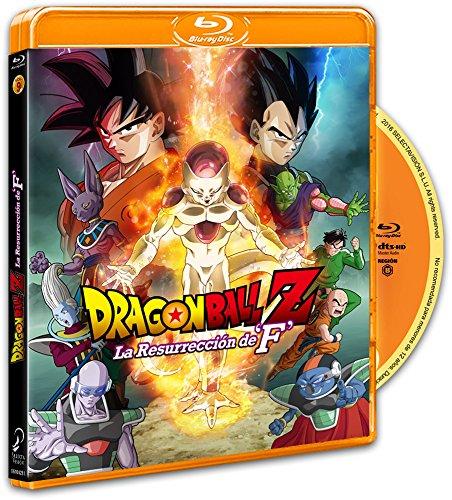 Dragon Ball Z. Película 15: La Resurrección De F Blu-Ray [Blu-ray]