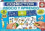 Educa- Conector Asocio Aprende asociaciones de números, Letras, Formas (17202)