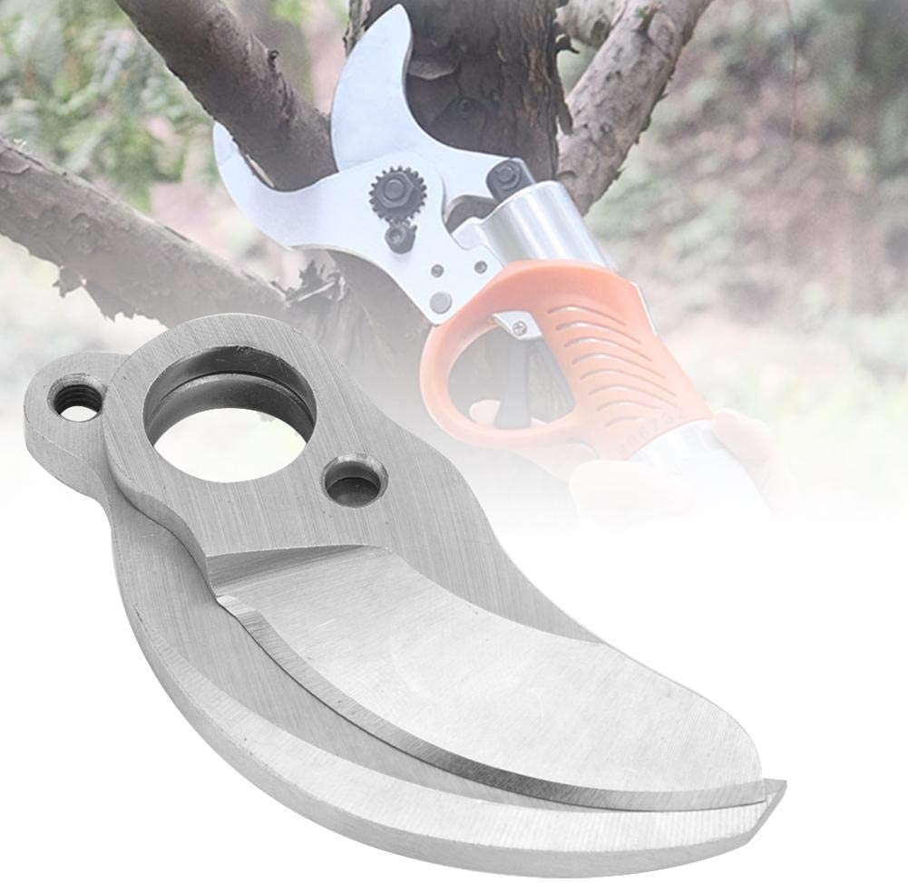 25-28mm 2PCS Branch Pruning Shear Blade Replacement Blade Electric Pruning Shear Accessories High Hardness SK5 Alloy Steel Fittings