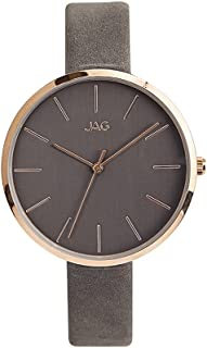 JAG Women's J1971 Year-Round Analog Quartz Grey Watch