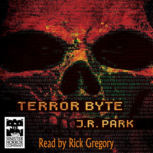 Terror Byte audiobook cover art