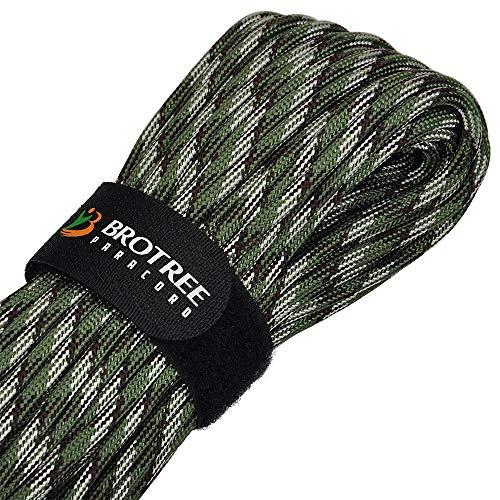 Brotree パラコード4mm 9芯