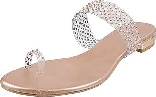 Mochi Women Chikoo Synthetic Sandals (35-3899-22-39) Size (6 UK/India (39EU)) Tan