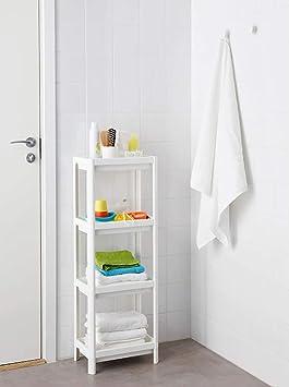 Ikea Estantería Color Blanco