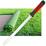 Keyfit Tools Synthetic Turf Knife/Cutter Artificial Turf Knife Synthetic Grass Knife Tool