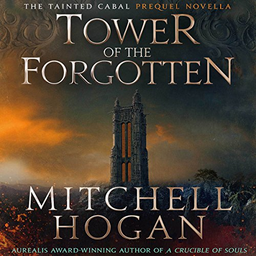 Tower of the Forgotten cover art
