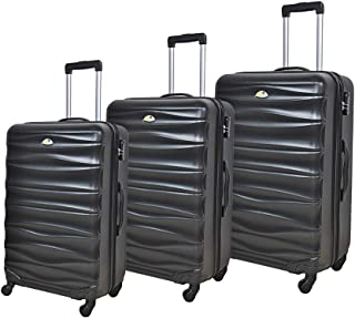 NEW TRAVEL Luggage HARD set 3 pieces size 28/24/20 inch BR826/3P