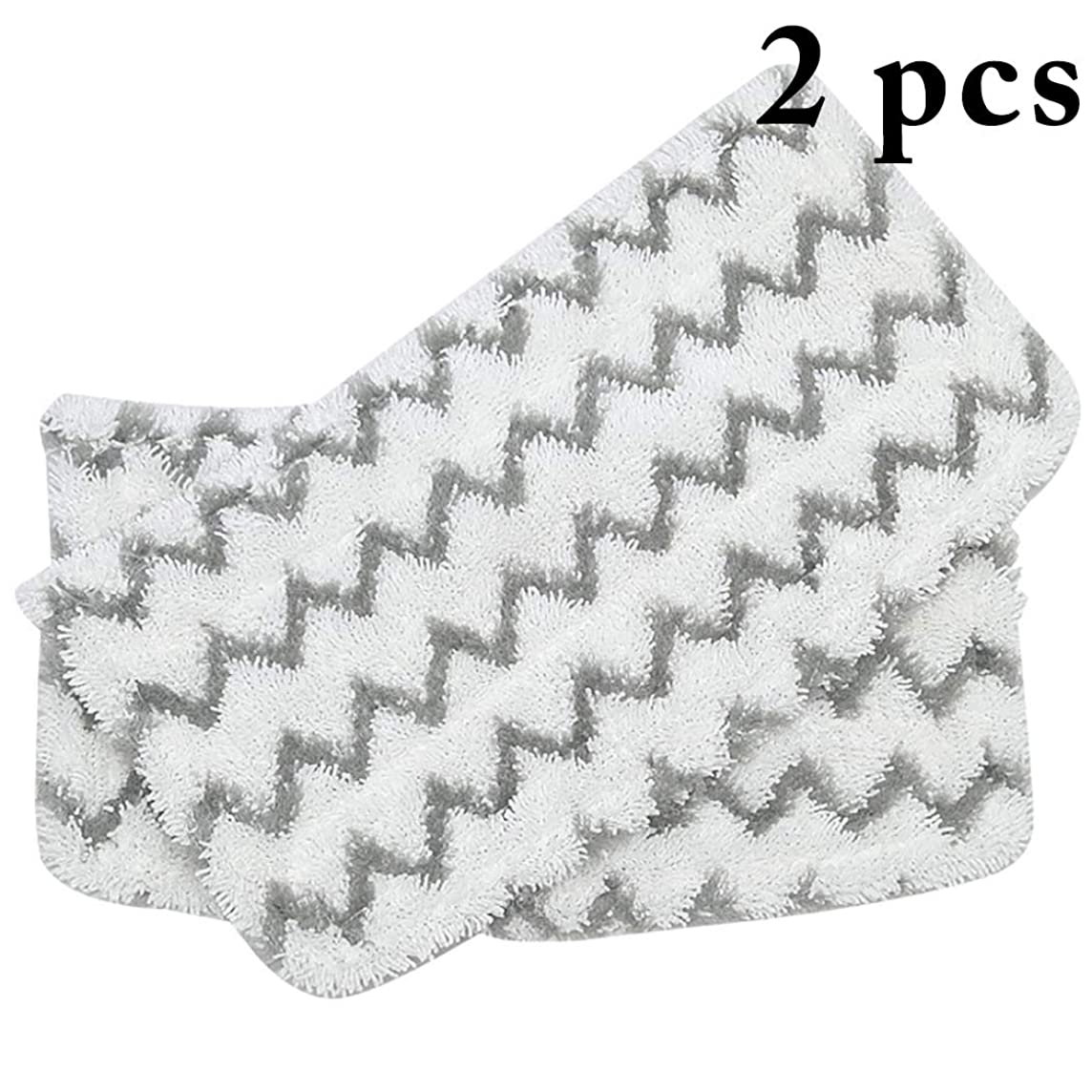 Fansport 2PCS Steam Mop Pad Replacement Mop Cleaning Pad for Shark S1000A