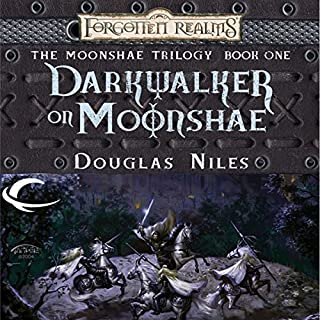 Darkwalker on Moonshae cover art