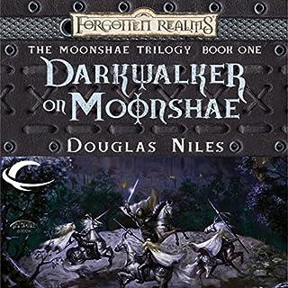 Darkwalker on Moonshae cover art
