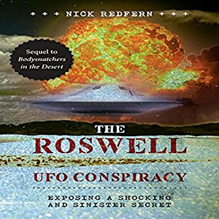 The Roswell UFO Conspiracy cover art